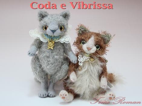 Coda e Vibrissaさま