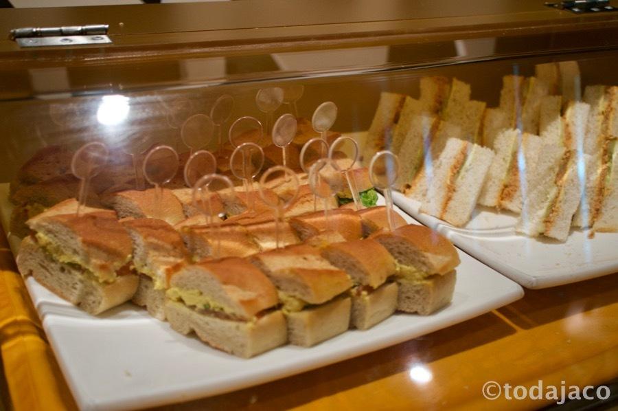 サンドウィッチ類