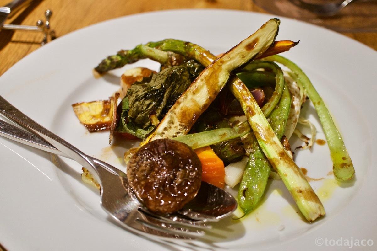 焼き野菜のバルサミコマリネ