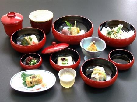 モテる女は京料理を学ぶ Part4~泉仙 精進鉄鉢料理~2