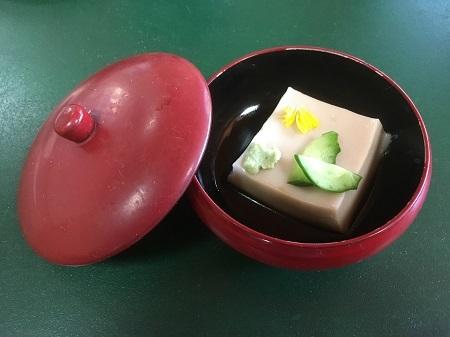モテる女は京料理を学ぶ Part4~泉仙 精進鉄鉢料理~5