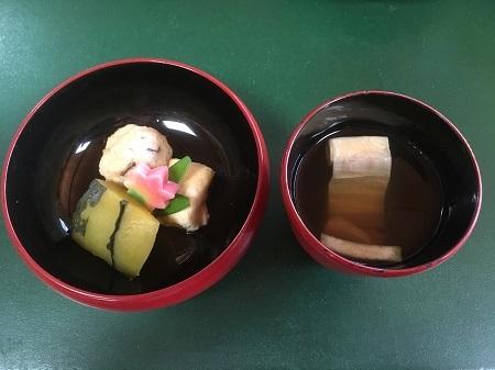 モテる女は京料理を学ぶ Part4~泉仙 精進鉄鉢料理~7