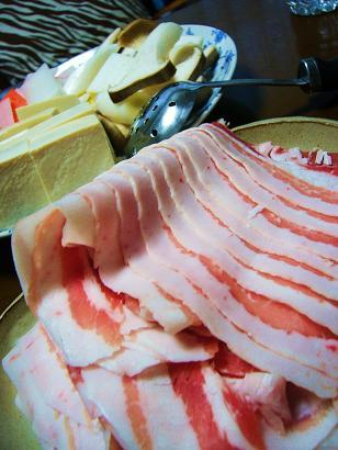 黒豚バラ肉しゃぶしゃぶ