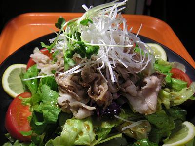 黒豚サラダ1 (2)