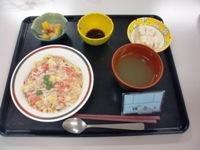 161003あんかけチャーハン (2)