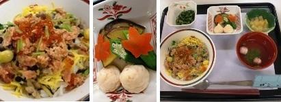 161109秋のちらし寿司