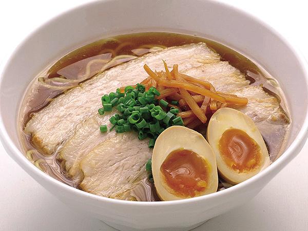 麺彩房大山家双麺コラボ愛媛松山甘旨醤油ラーメン
