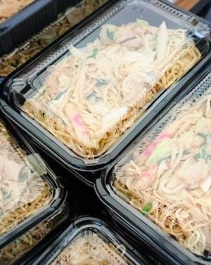 大成食品株式会社 中野にぎわいフェスタ出店販売メニュー 焼きラーメン