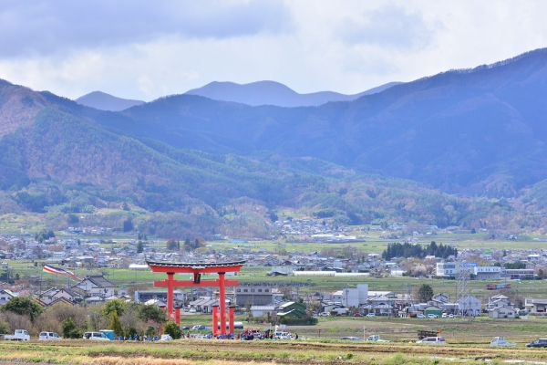 2016年4月17日 上田電鉄別所線 中塩田~下之郷 1000系1001編成