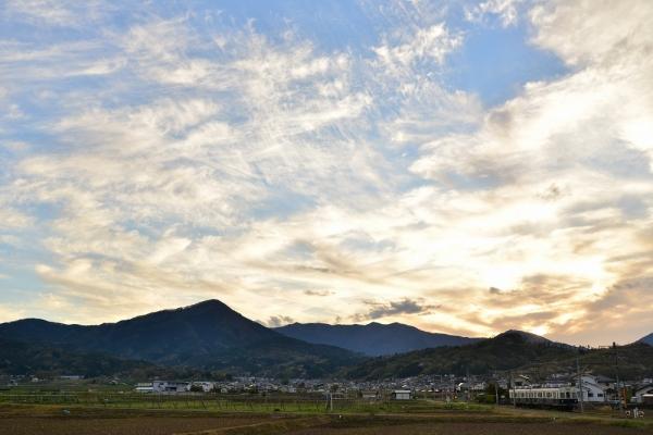 2016年4月22日 上田電鉄別所線 中野~舞田 7200系7255編成
