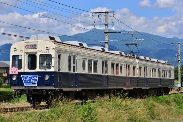 2016年6月26日 上田電鉄別所線 三好町~赤坂上 7200系7255編成 第三回別所線を撮ろう!