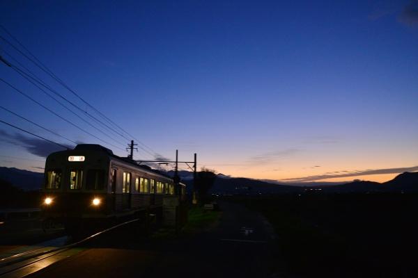 2016年10月24日 上田電鉄別所線 八木沢~別所温泉 7200系7255編成
