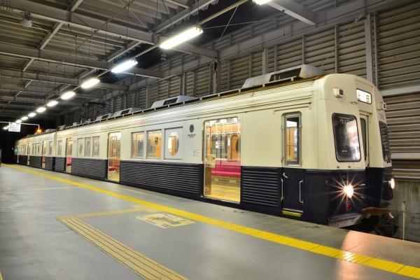 2016年10月26日 上田電鉄別所線 上田 7200系7255編成