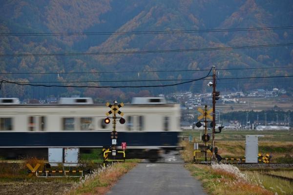 2016年11月12日 上田電鉄別所線 舞田~八木沢 7200系7255編成