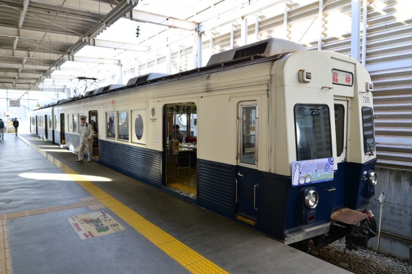 2016年11月26日 上田電鉄別所線 上田 7200系7255編成 別所線呑み鉄Train
