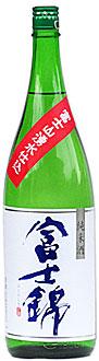 富士錦湧水仕込純米酒