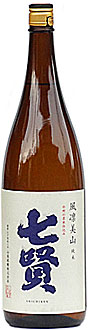 七賢純米酒風凜美山