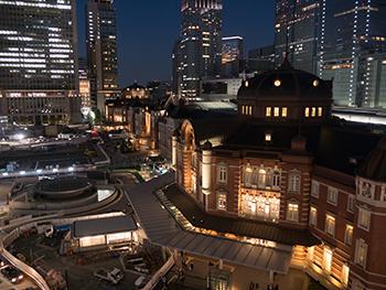 東京駅20161015_1