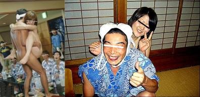 東亜:完全無修正写真夏休み前日飲み会:コンパニオンとハメハメ完全無修正写真画像