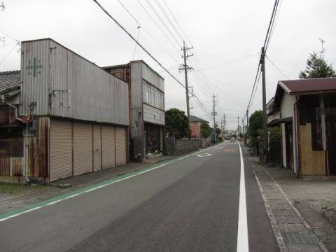 旧東海道 掛川市成滝