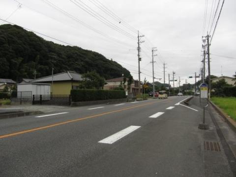 静岡県道415号 掛川市薗ヶ谷