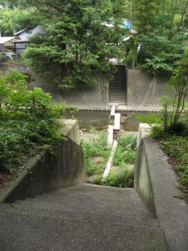 塩井神社参道