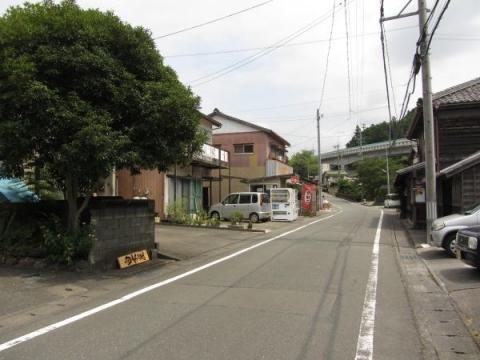 日坂宿古宮町
