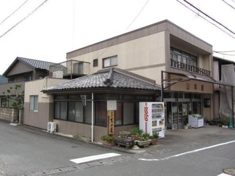 脇本陣黒田屋跡