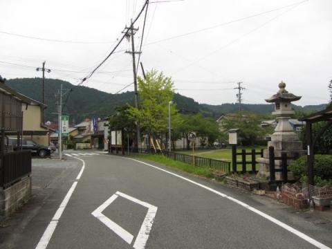 上町(本町)の秋葉常夜燈