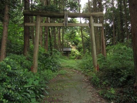 日乃坂神社