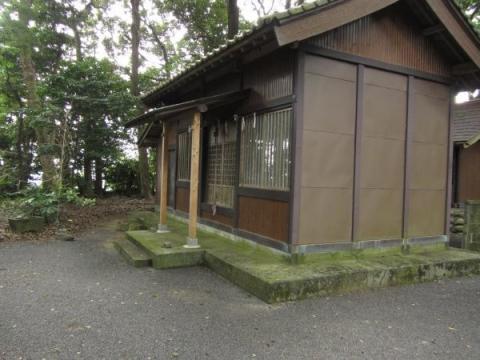 佐夜鹿神明神社