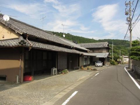 間の宿菊川