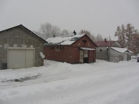駅前農業倉庫