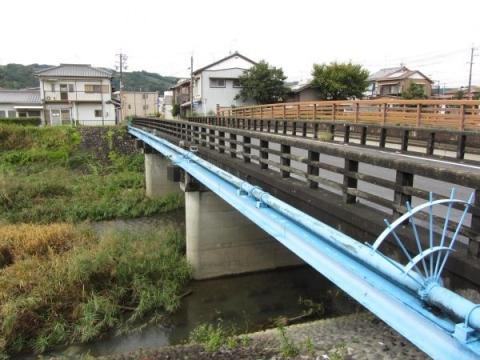 大代橋と往還橋