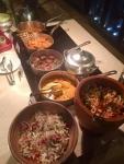 タイ料理エリア