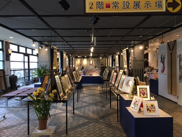 八女伝統工芸館1