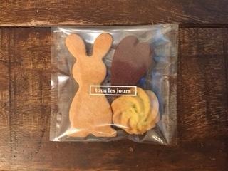 2周年記念クッキー②