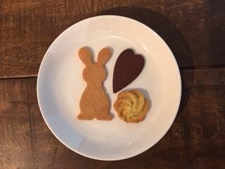 2周年記念のクッキー①