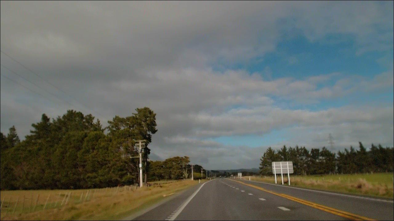 Passing lane in NZ