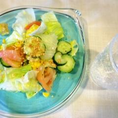ガラスお皿2