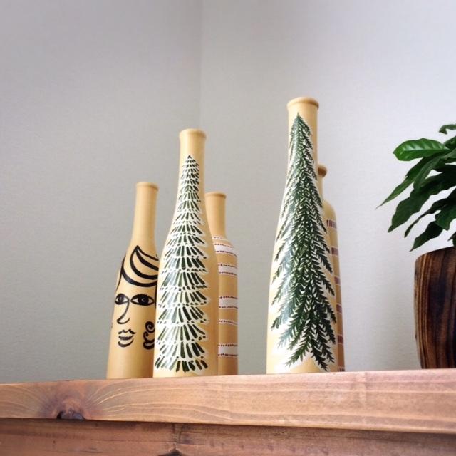 ボトルクリスマス1