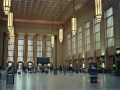 Inside of 30th Street Station, Philadelphia