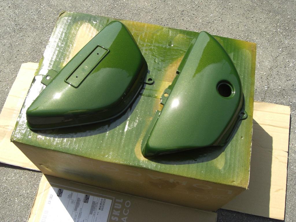 TS400塗装グリーン (2)