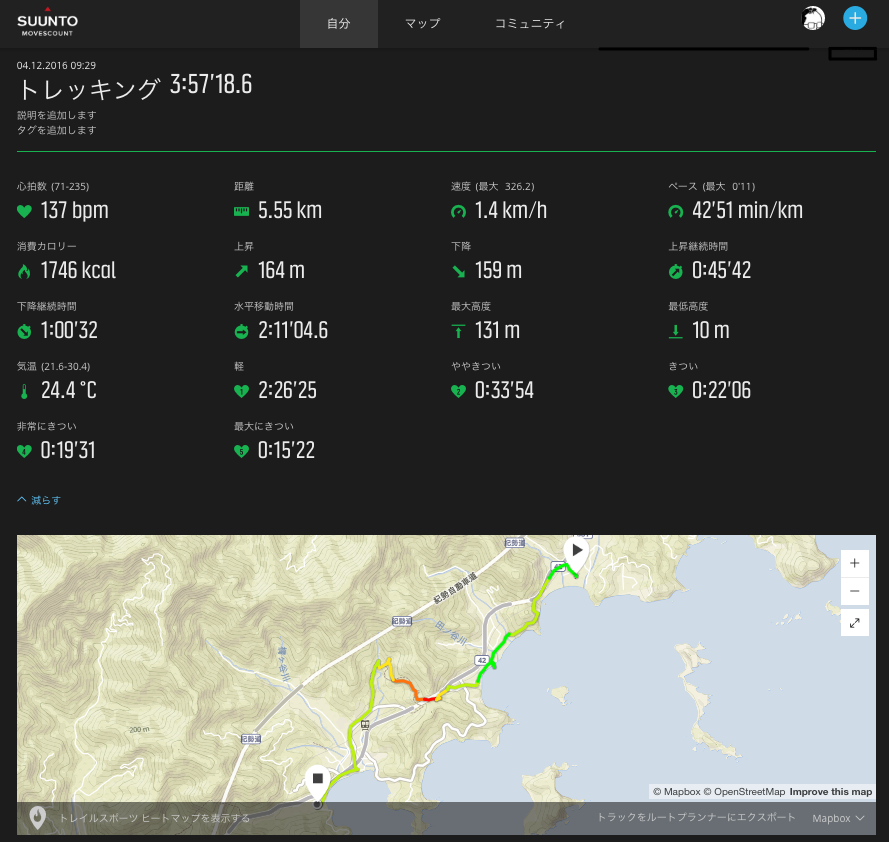 hitoikisoさんの3_57_時間の__トレッキング__Move