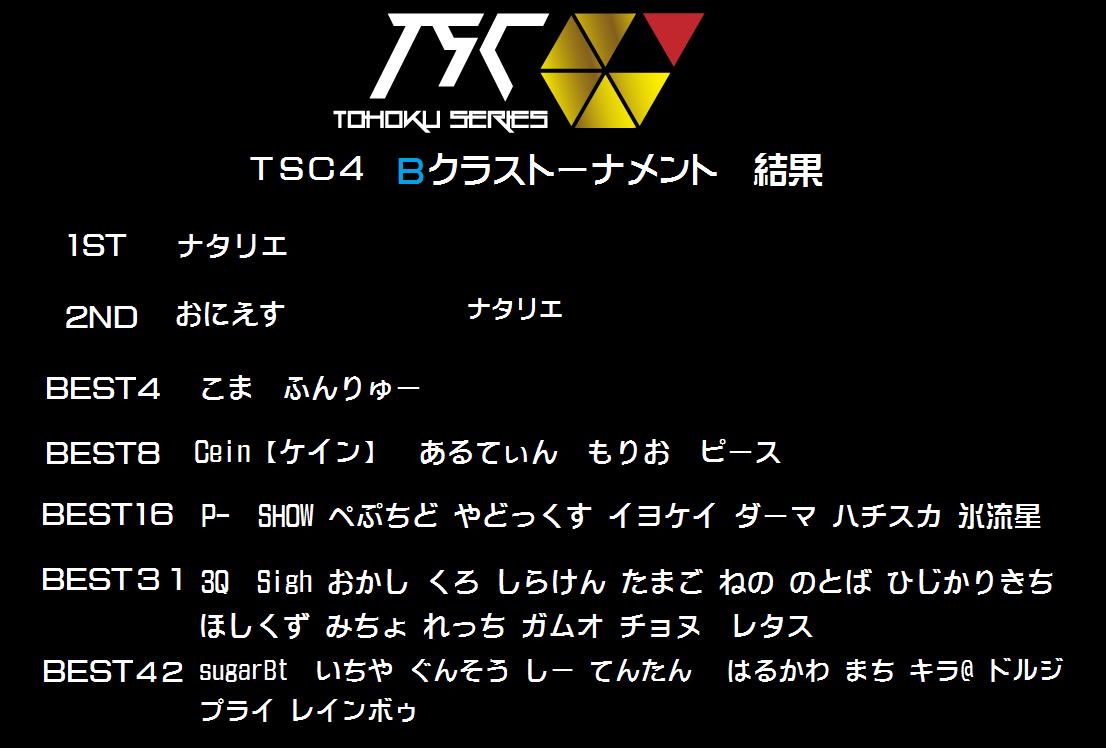 TSC4 結果画像 B