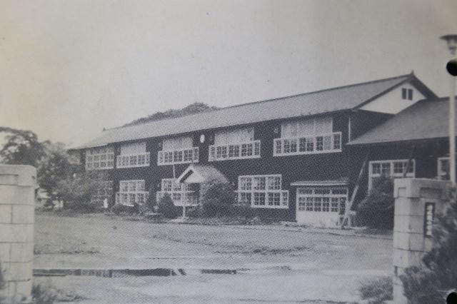 旧清水頭小学校