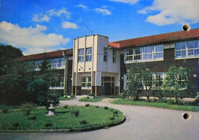 旧田子小学校