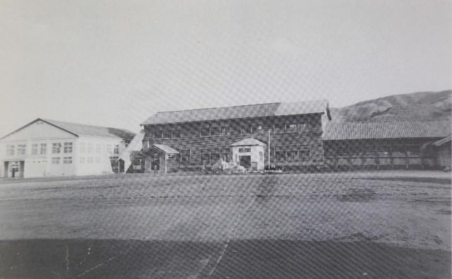 旧上郷小学校