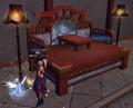 貴族のベッド(水連)