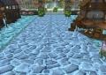 雪国の石畳B